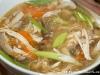 Bean Thread Chicken Noodle Soup