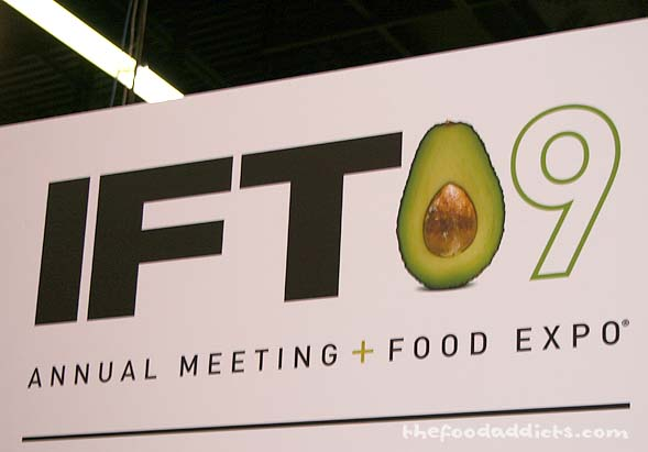 Tens of thousands of food professionals from around the world make their way each year to the IFT Food Expo. Why? To see the latest products, technologies, tools, techniques, and services. Lucky for us, it was in Anaheim this year!