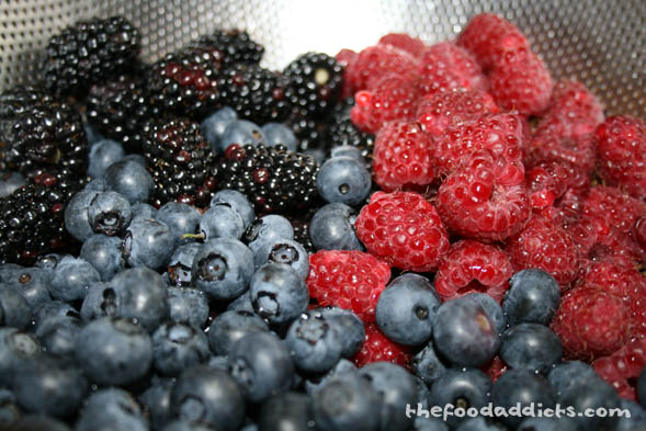 Don't these berries like great?