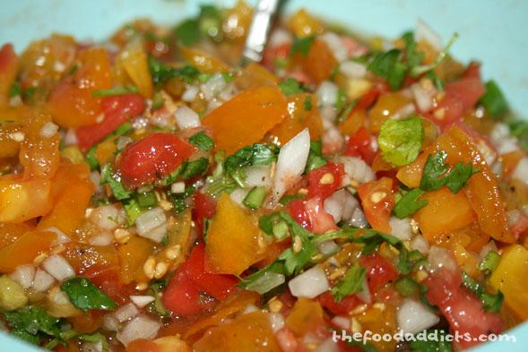 Tangy Fajita Marinade Recipe — Dishmaps