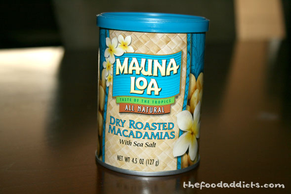 Did you know that macadamia nuts help lower cholesterol? Yeah, me neither.