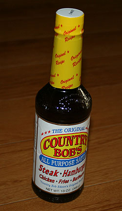 September Giveaway - 2 bottles of Country Bob's All Purpose Sauce. Enter now!