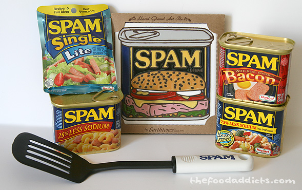 July Giveaway - SPAM Starter Kit
